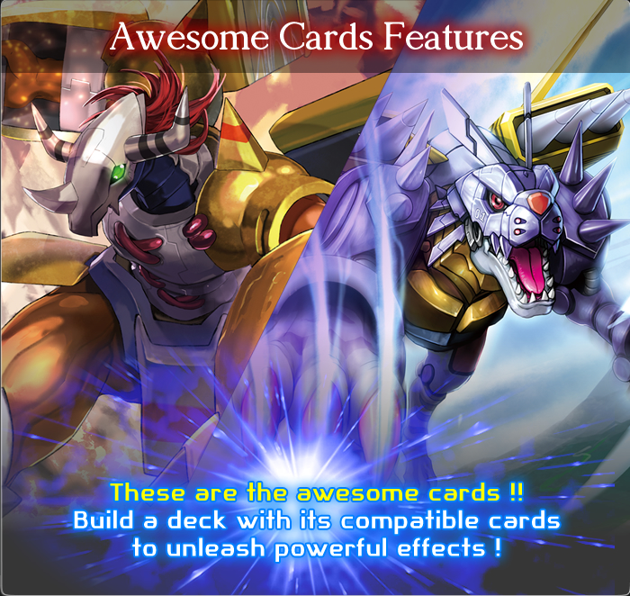 Awesome cards in Digimon Super Evolution ! Booster