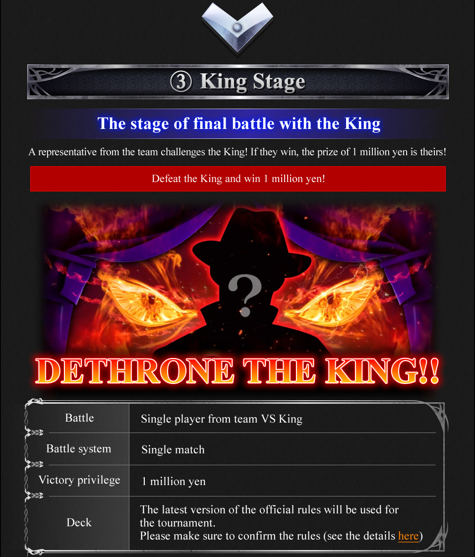 King Stage