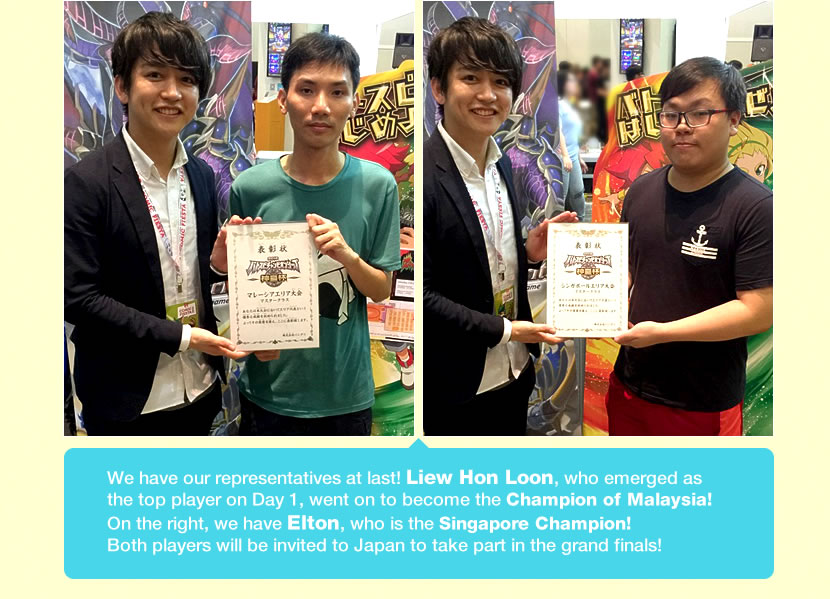 Battle Spirits Singapore / Malaysia Championship Report
