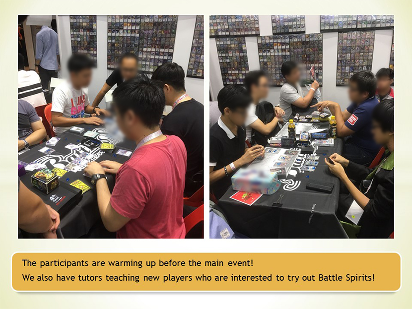 Battle Spirits National Championship (MALAYSIA) 2017