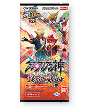 [BS49] Super Radiant Descent Vol.2 Booster Double-Blade God (Dual Force)